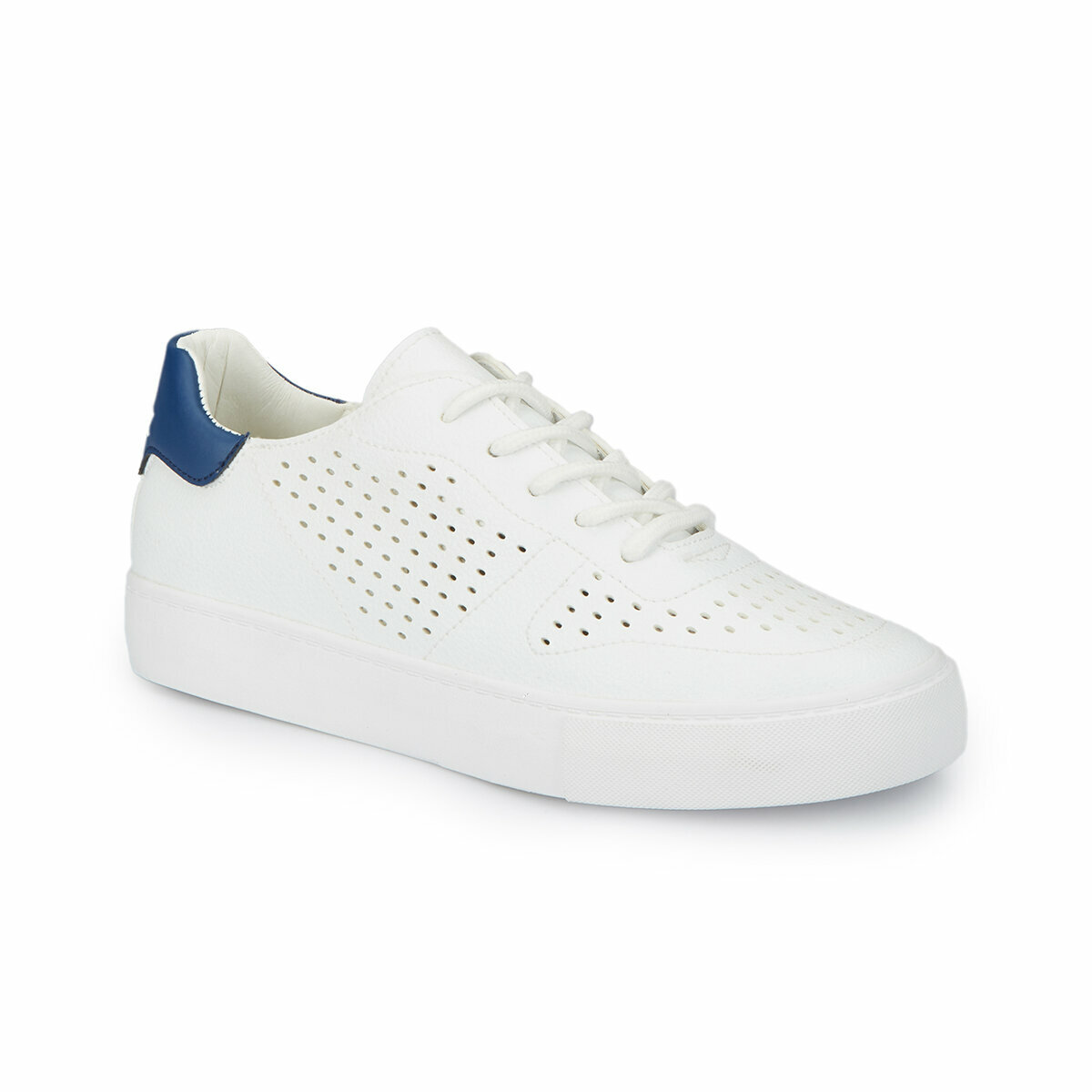 FLO VICTORIA White Women 'S Sneaker Shoes LUMBERJACK