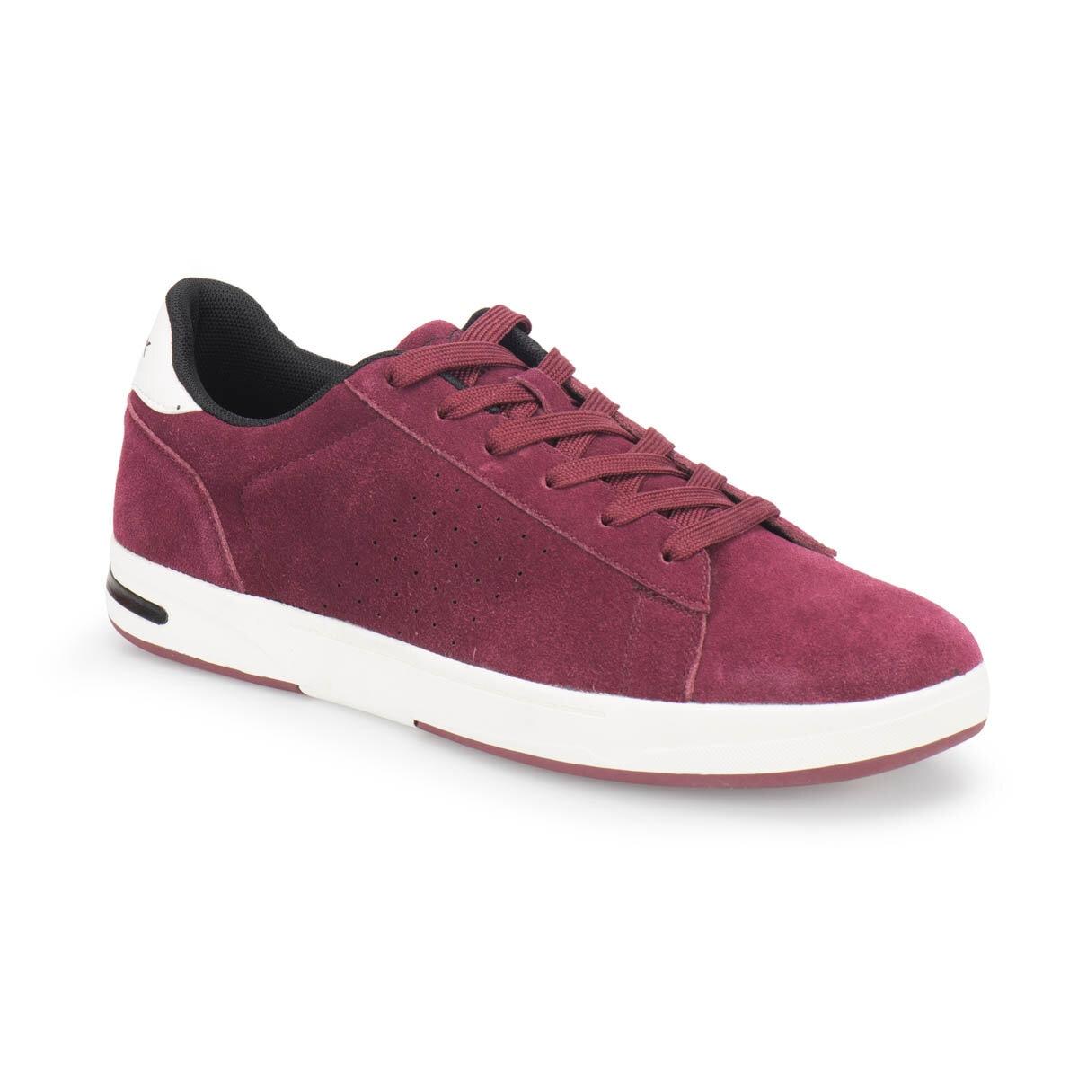 FLO HELDER L M Burgundy Men 'S Sneaker Shoes KINETIX