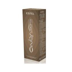 Краска для бровей и ресниц Estel Only Looks коричневая