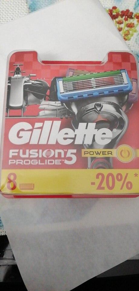 Replaceable Razor Blades for Men Gillette Fusion ProGlide Power  Blade shaving 8 pcs Cassettes Shaving  Fusion shaving cartridge-in Razor from Beauty & Health on AliExpress - 11.11_Double 11_Singles' Day