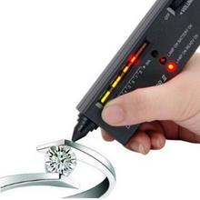 Test-Pen Jewelry Selector Diamond-Tester Gemstone LED Watcher-Tool Professional V2 High-Accuracy