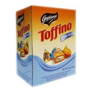 Тоффино крем, 380 шт в коробке 2,5 кг бренд Goplana