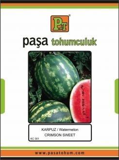 KARPUZ TOHUMU   CRİMSON SWEET 10 GR Seed Disseminators     - title=