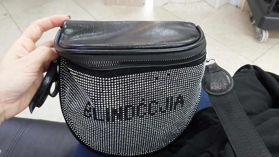 Где купить Женская сумка-мессенджер блестящие сумки со стразами женские модные мягкие кожаные сумки для женщин 2020 большая женская сумка через плечо