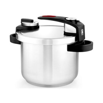 Pressure cooker BRA A185601 4 L Stainless steel