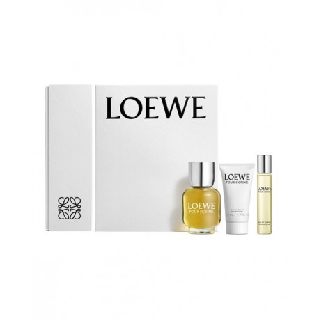 LOEWE POUR HOMME 100ML EDT + EDT 20ML 50ML + AFTER SHAVE BALM