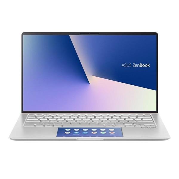 "Notebook Asus UX434FLC A5268R 14"" i7 10510U 16 GB RAM 512 GB SSD Silver|Laptops| |  - title="