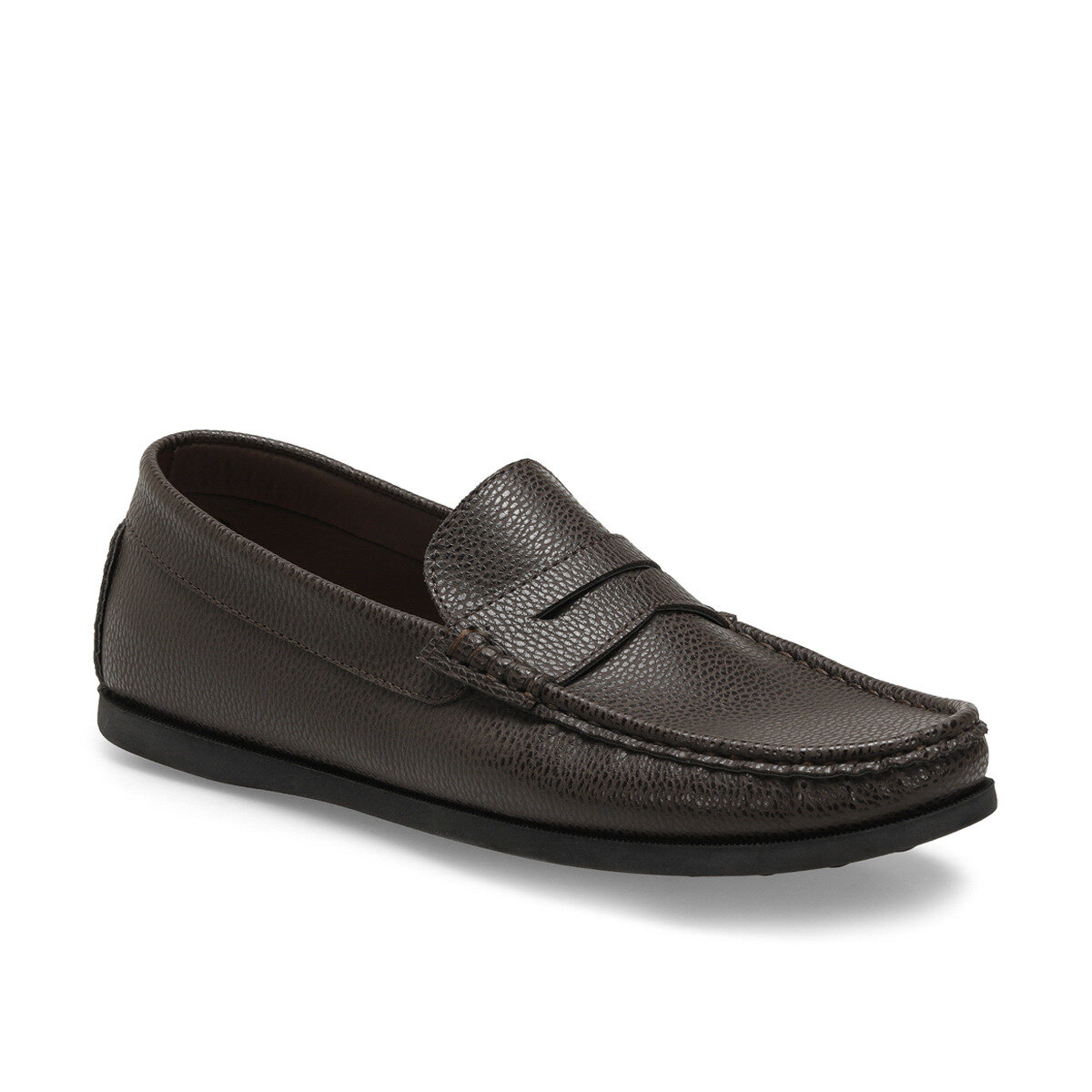 FLO 171 C Brown Men 'S Classic Shoes Flexall