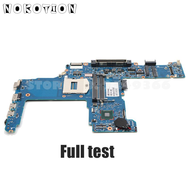 NOKOTION 744016-601 744016-001 Main board For <font><b>HP</b></font> <font><b>ProBook</b></font> 640 <font><b>650</b></font> <font><b>G1</b></font> Laptop <font><b>motherboard</b></font> GMA HD 4400 DDR3L image
