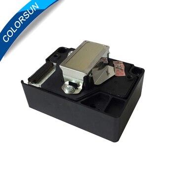 Цветная Sun оригинальная новинка F185000 Печатающая головка для EPSON T1100 T1110 T110 L1300 T30 T33 C10 C110 C120 C1100 ME1100 ME70 печатающая головка
