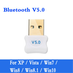 Wireless USB Bluetooth 5.0 4.0 Adapter Transmitter Music Receiver MINI BT5.0 Dongle Audio Adapter for Computer PC Laptop Tablet