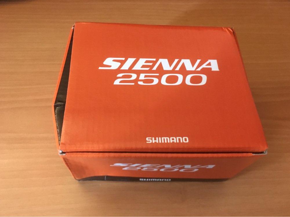 Carretilhas de pesca Shimano Sienna 1000fe