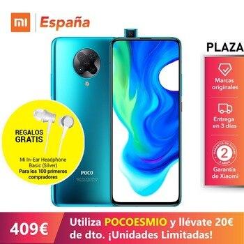 Перейти на Алиэкспресс и купить Xiaomi POCO F2 Pro 5G (128 ГБ ROM, 6 Гб RAM / 256 ГБ ROM, 8 Гб RAM (Snapdragon™865, Нуэво, Либре) [Versión Global para España]