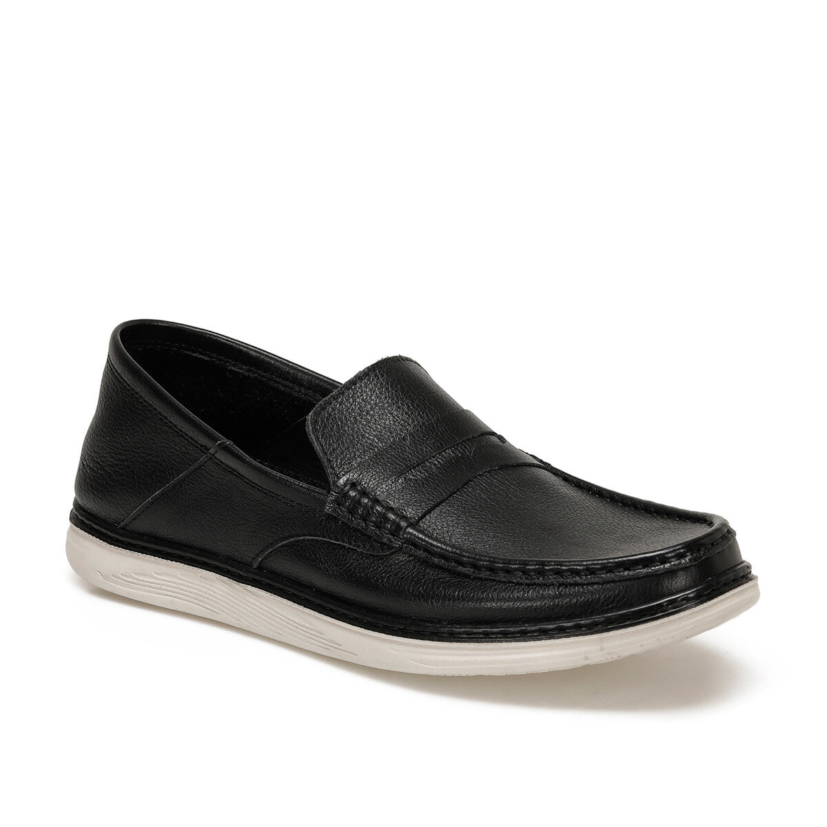 FLO GZL-66 Black Men 'S Comfort Shoes Flogart