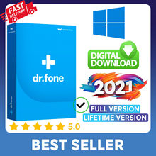 Wondershare Dr Phone Toolkit for Android and iOS 2021| Full Version | For Windows | Latest Version
