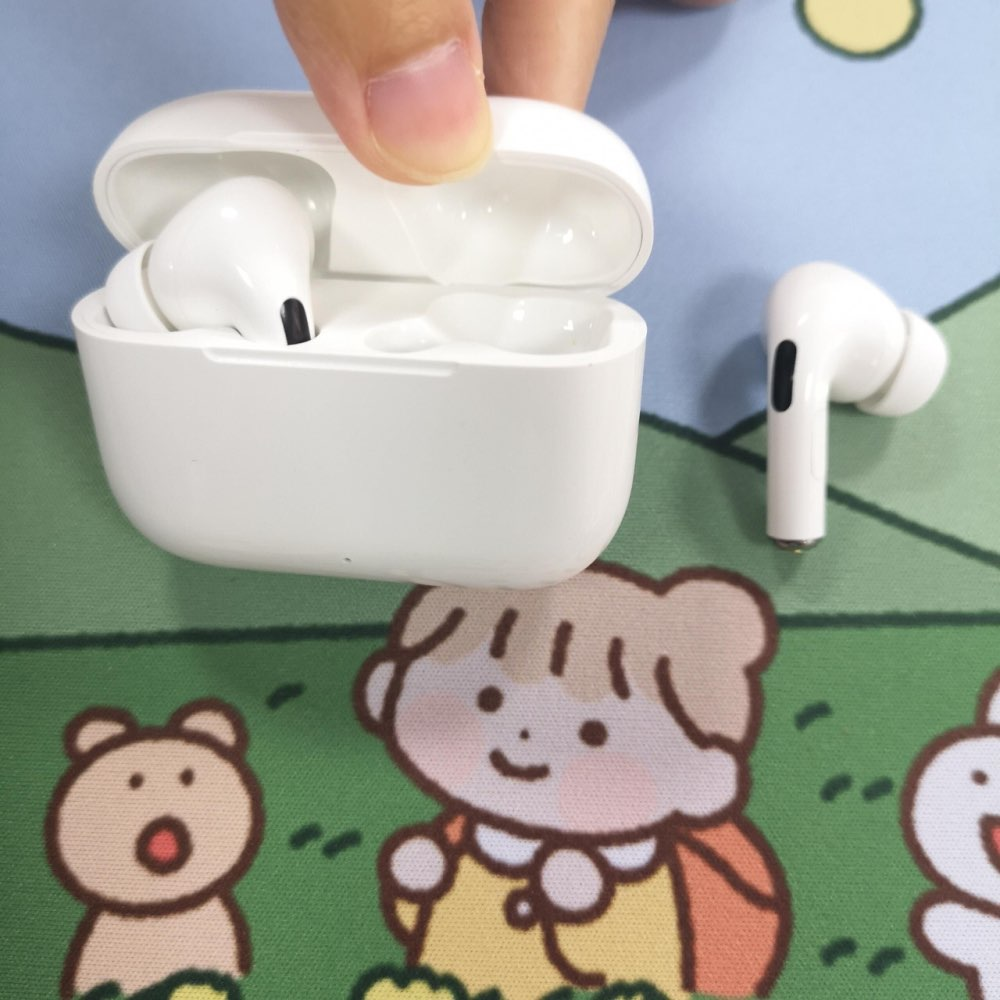 Fones de Ouvido Sem Fio Bluetooth Airs pro 3 tws 100% Original photo review