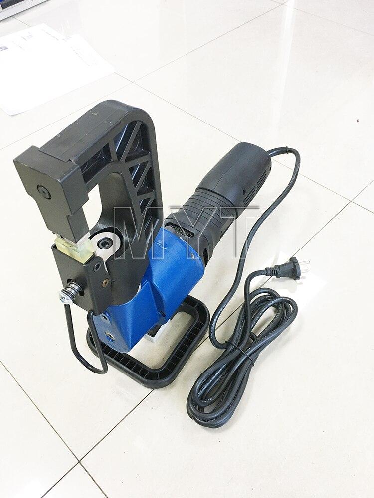 Máquina elétrica do prendedor da folha das