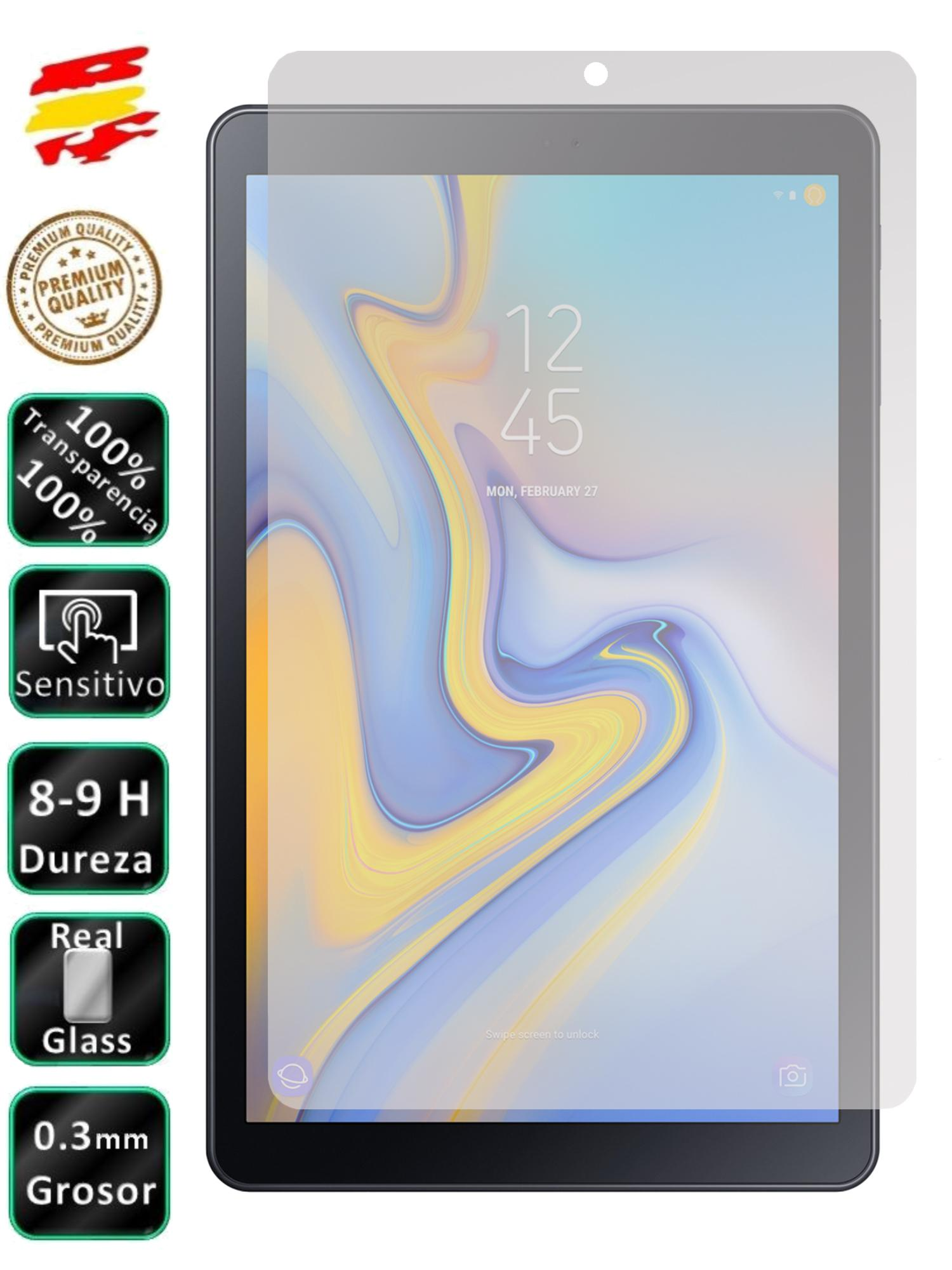 Protective Galaxy Tab To 10.1 T510 T515 Tempered Glass Screen Tablet