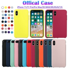 Case original for Apple iPhone 7,7 +,8,8 + X, XS, XR, xsmax. + logo