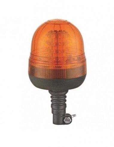 JBM 52456 ROTATING Warning Light LED 12-24V BENDABLE FOUNDATION