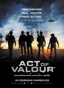 勇者行动 Act of Valor