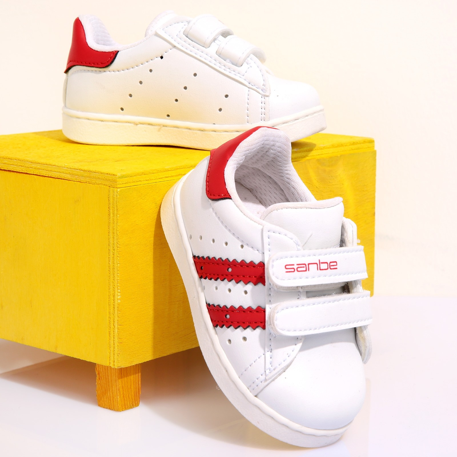 Ebebek Sanbe My Baby's First Step Shoes
