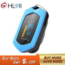 Professional Finger Pulse Oximeter Finger PR Heart Rate Monitor SpO2 Blood Oxygen Meter Rechargeable USB Finger Oximeter