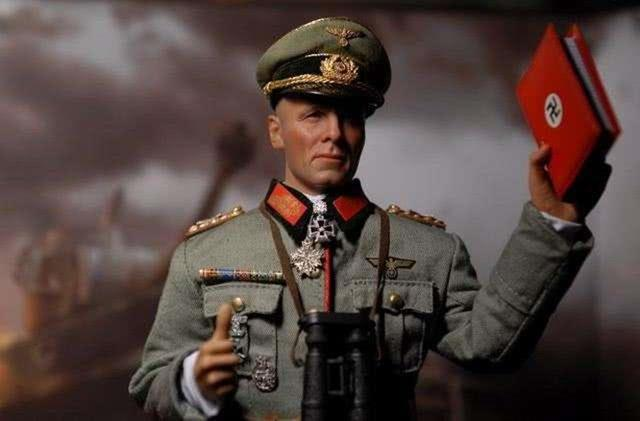 二战时,隆美尔为什么能让对手的国家给予如此之高的评价?丘吉尔:他是一位伟大的将军