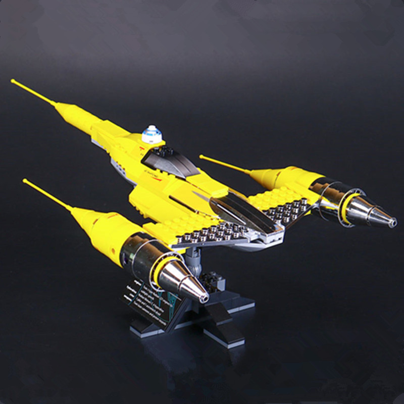 Image 2 - IN STOCK 05060 05004 05029 05006 Star Plan X wing Fighter Building Block Bricks Children Gifts Compatible10026 75102 75149 75104-in Blocks from Toys & Hobbies