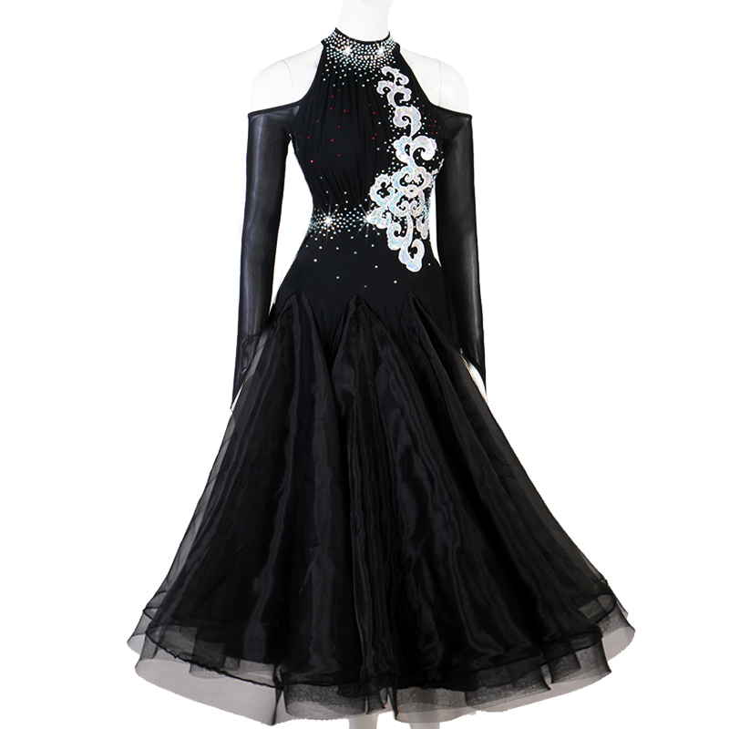 Latin Ballroom Dress Ballroom Dress Standard Ballroom Dance Competition Dresses Mq214