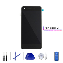 "5.0"" AMOLED For Google Pixel 2 LCDOEM Display Touch Screen Digitizer Assembly Replacement For Google Pixel2 no dead pixel"