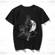 Рубашка raven in flight(1) для n tees plus szie повседневная