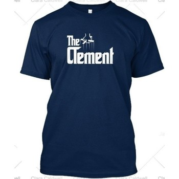 n's T Shitr Clement The Family Tee Standard Unisex T-Shirt image