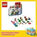 Конструктор LEGO Super Mario 71360 Приключения вместе с Марио. Стартовый набор
