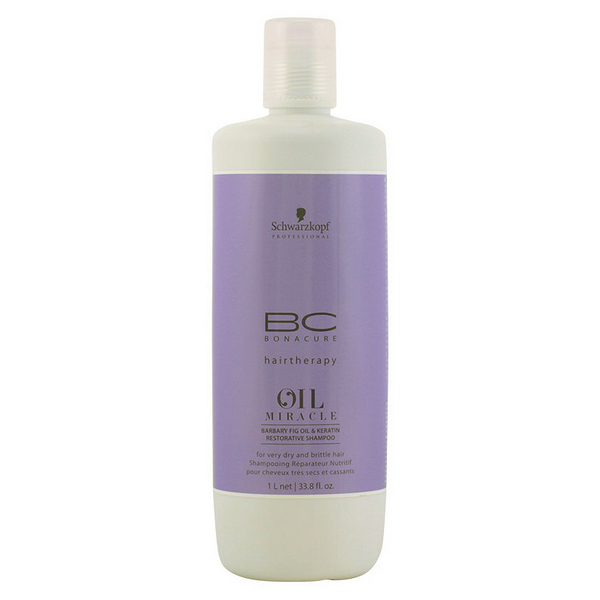 Moisturizing Shampoo Bc Oil Miracle Schwarzkopf