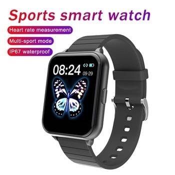 2020 Smart Watch Men Women Waterproof Smart Watch Android Fitness Calories Heart Rate Monitor Smartwatch Smart Watch Bracelet