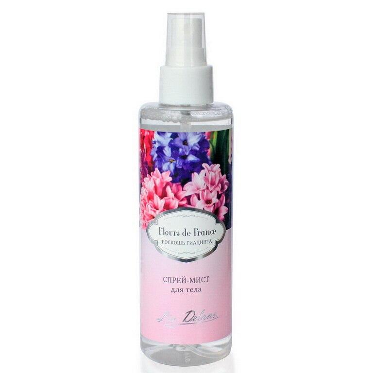 Spray Mist Body Luxury Hyacinth, Series Fleurs De France 200g