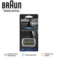 Peças de reposição braun 92s para peças de alto desempenho da série 9 do barbeador elétrico