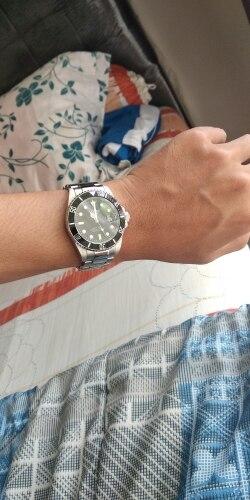 -- Relógio Mecânico Dwaterproof