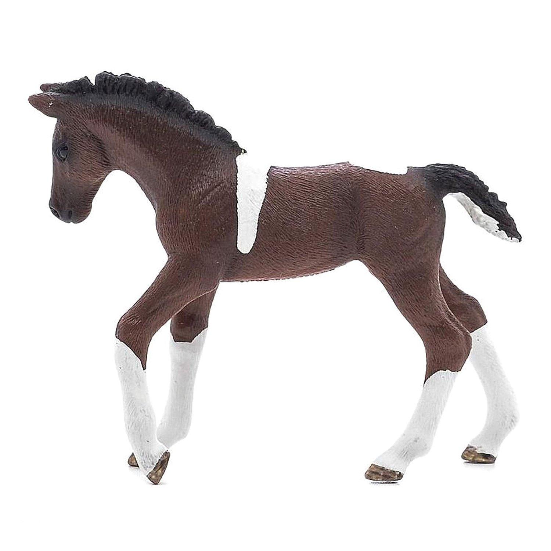 Фигурка SCHLEICH Тракененская лошадь жеребенок