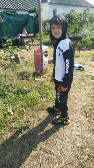 Boys Clothes Set Sweatshirt Pants 2 Piece Outfit Spring Autumn Kids Sport Suit Children Clothing 7 8 9 10 11 12 Year photo review