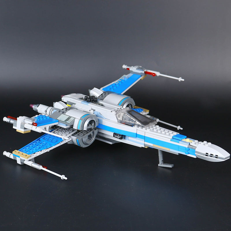 Image 4 - IN STOCK 05060 05004 05029 05006 Star Plan X wing Fighter Building Block Bricks Children Gifts Compatible10026 75102 75149 75104-in Blocks from Toys & Hobbies