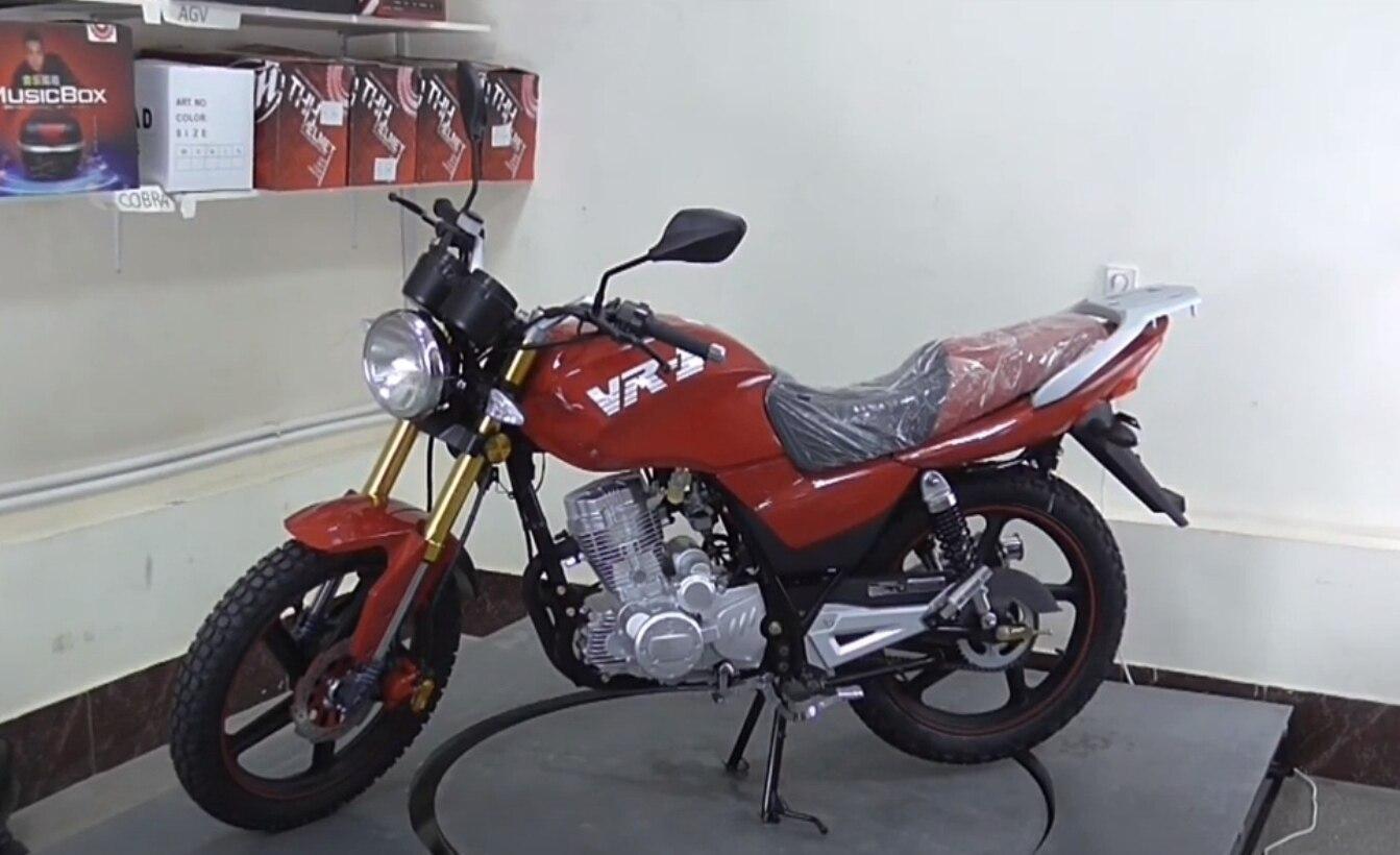 МОТОЦИКЛ VR-1 MOTORCYCLE VR-1