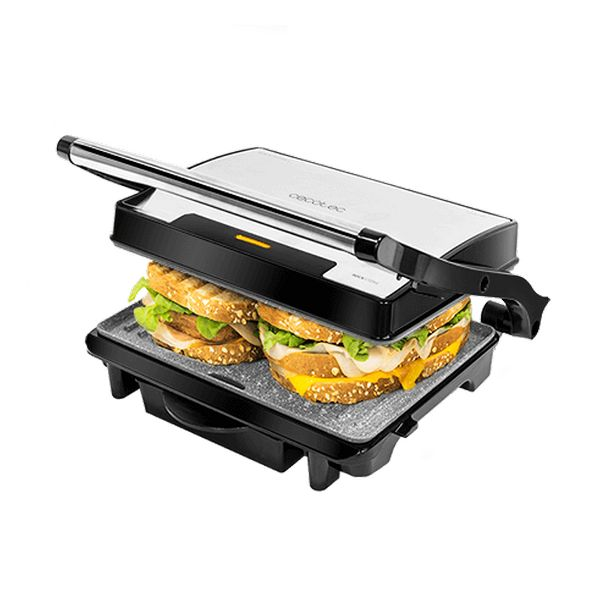 Electric Barbecue Cecotec Rock'nGrill 1500 Rapid 1500W