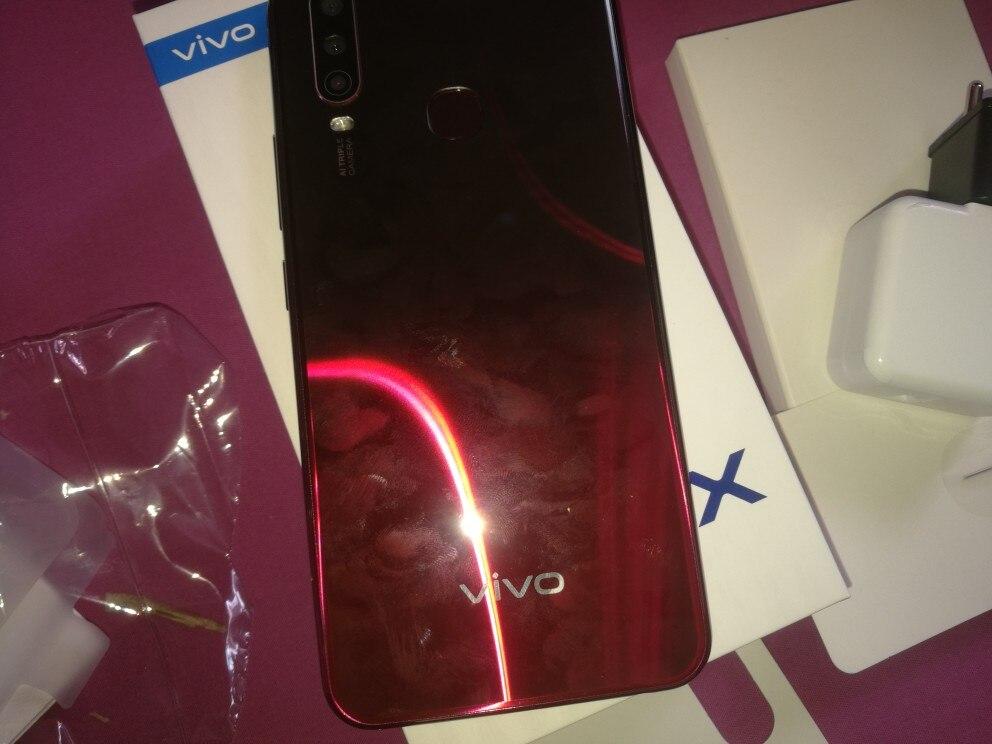 "Original vivo U3x Snapdragon665 Celular Mobile Phone Android Octa Core 5000mAh Quick Charge 6.35""  3 Camera NewModel Telephone|Cellphones| |  - AliExpress"