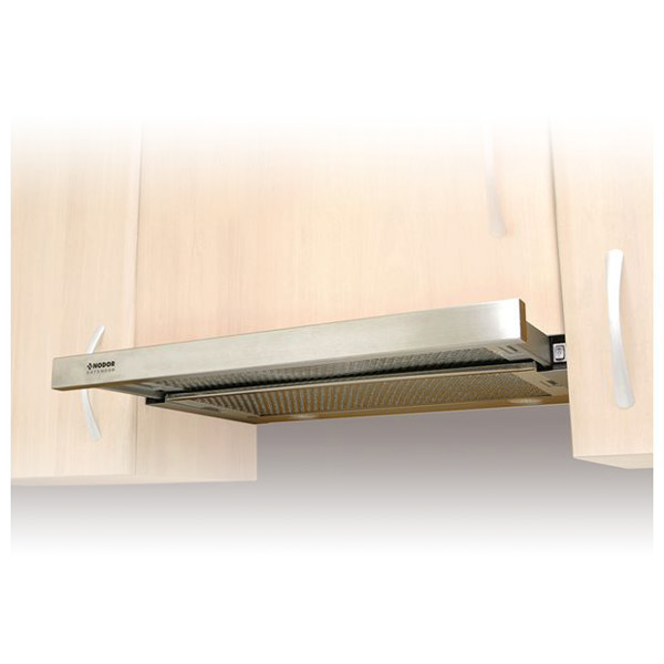Conventional Hood Nodor EXTENDER 22 90I 90 Cm 340 M3/h 47 DB 100W Stainless Steel