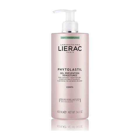 lierac phytolastill prevention vergetures gel 400 ml anti crack em sua caixa