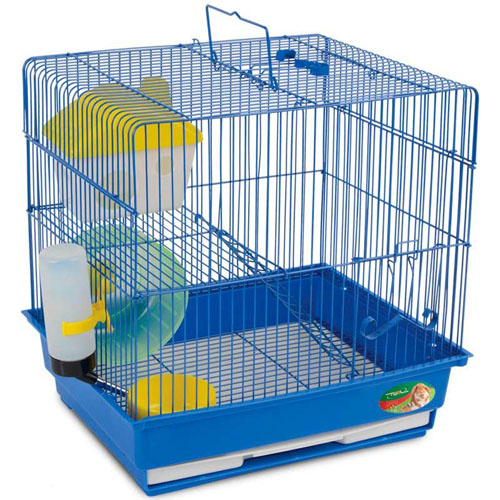 Cage Triol Yd-425 For Rodents, 35 х28х34 Cm.
