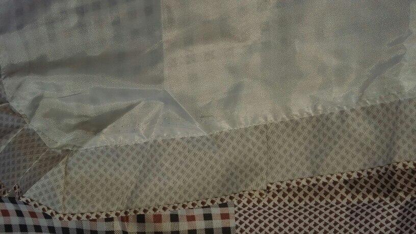 Patterned Textile Apron photo review