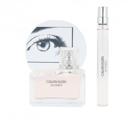 CALVIN KLEIN WOMEN EDP SPRAY 50ML + 10ML EDP SPRAY